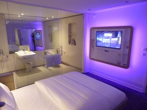 Yotel Air Paris CDG Termianl 2E