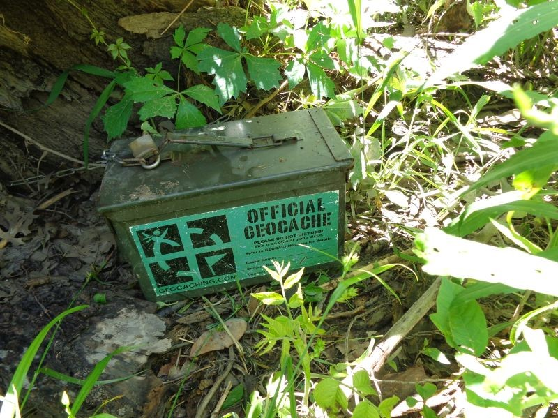 Geocaching : le bleisure 2.0 !