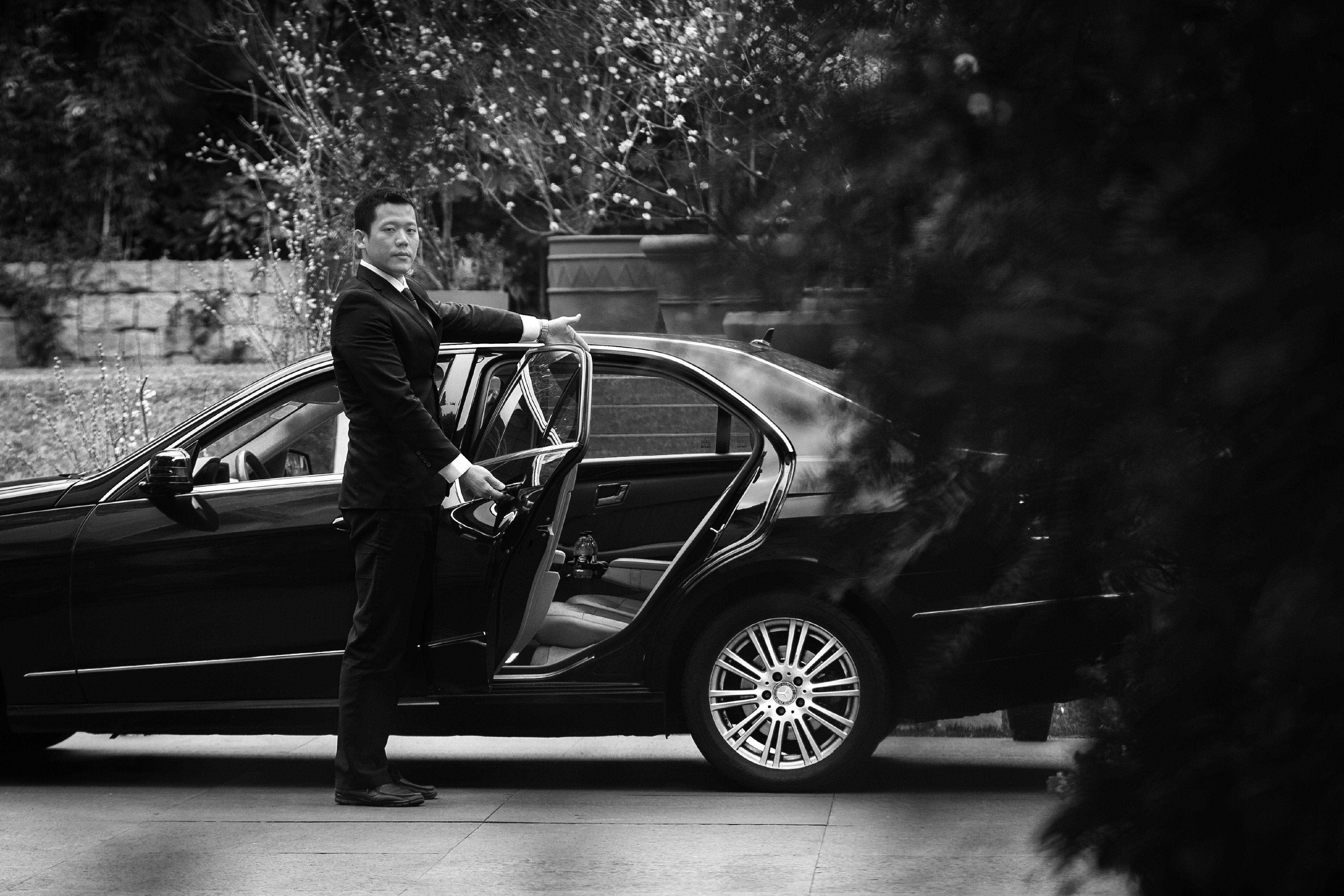 Uber ou Chauffeur privé ?